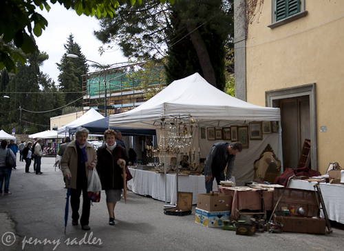 Market Panzano in Pictures ©pennysadler 2012