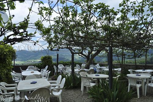 ©pennysadler2012 Garden at Il Vinaio, Panzano in chianti