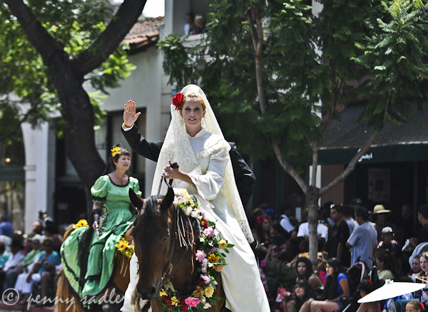 Parade Fiesta Santa Barbara @PennySadler 2013
