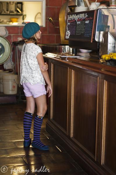 Travel and Self Exploration @PennySadler 2013 girl in purple socks