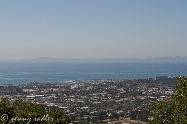 Santa Barbara @PennySadler 2012