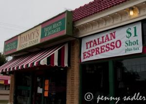 A Taste of Italy in Dallas @PennySadler
