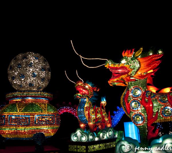 Chinese Lanterns @PennySadler 2012