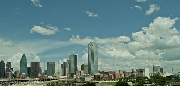 Dallas landscape ©pennysadler 2012