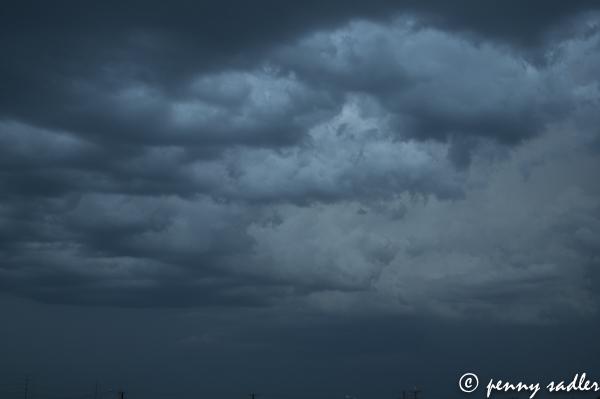 clouds, dallas, ©pennysadler.com