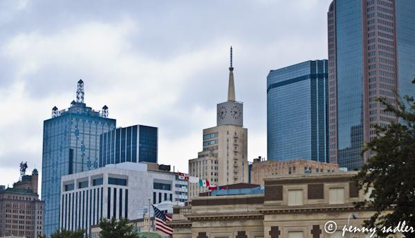 Architecture Dallas,  Main street Garden @PennySadler 2012