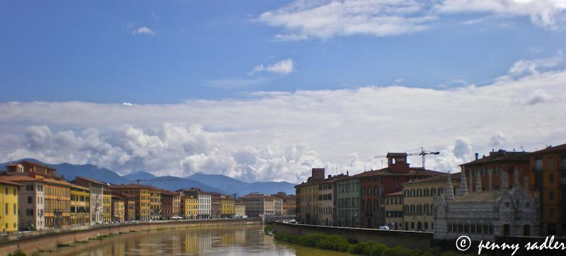 Pisa,Italy,travel ©pennysadler 2013