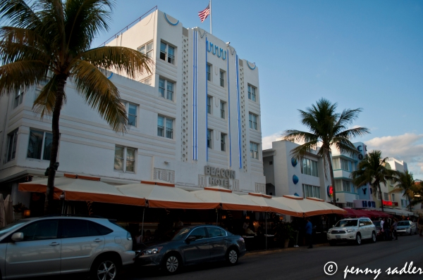 @PennySadler 2013 art deco architecture miami