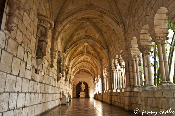 The Cloisters ©PennySadler