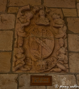 Coat of Arms of St. Bernard