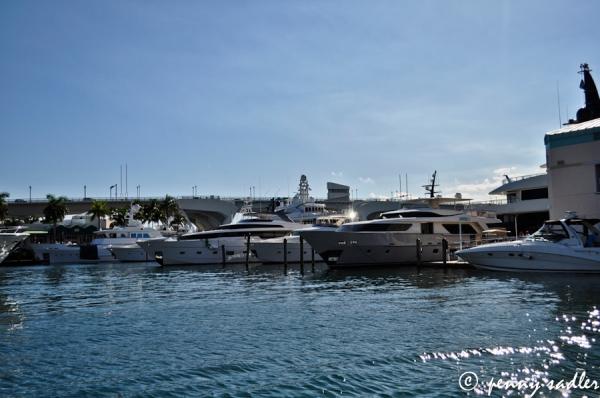 Ft. Lauderdale Intracoastal, ©pennysadler 2013