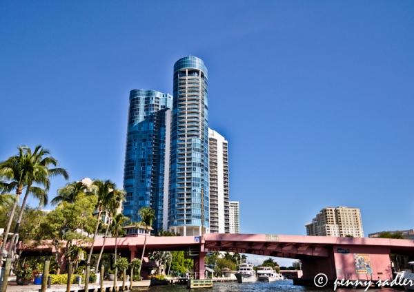 Intracoastal Ft. Lauderdale, Florida ©pennysadler 2013