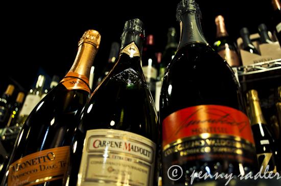 wine bottles ©pennysadler 2013 adventuresofacarryon.com