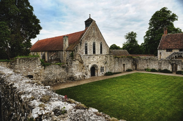 How an ancestral home became englands top tourist attraction. The Abbey at Beaulieu, England