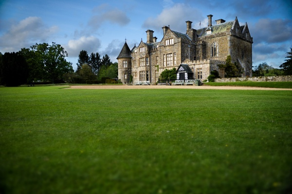 Beaulieu, England the main house Phillip Glickman photography