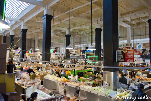 Grand Central Market, Broadway, St. Los Angeles CA @PennySadler 2013