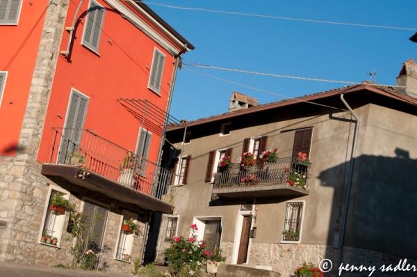 in the Oltrepo Pavese, Lombardia, Italia