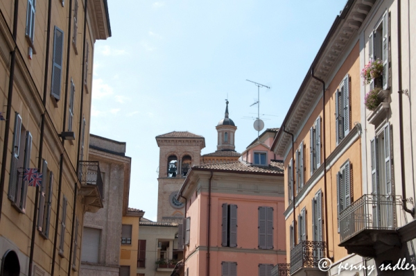 Voghera, Italy @PennySadler 2013